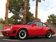 1986 Porsche 911 carrera 911 turbo